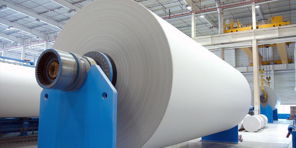 Pulverización industria papelera